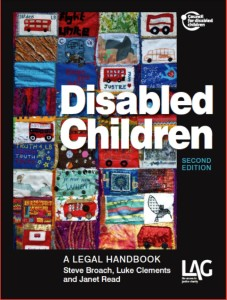 Disabled Children Book Cover